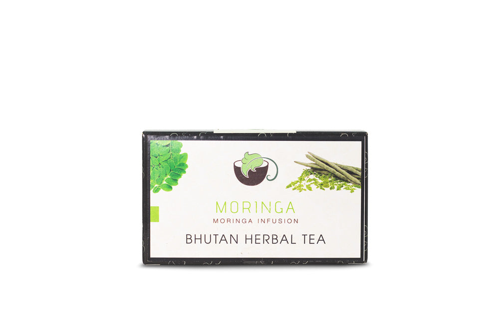 Moringa (moringa infusion) herbal tea - Druksell.com