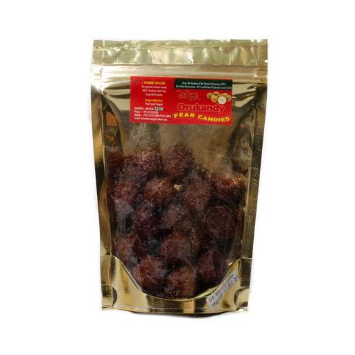 Sweet Dried pear candy from Bhutan | Tsejor Drukandy | Druksell