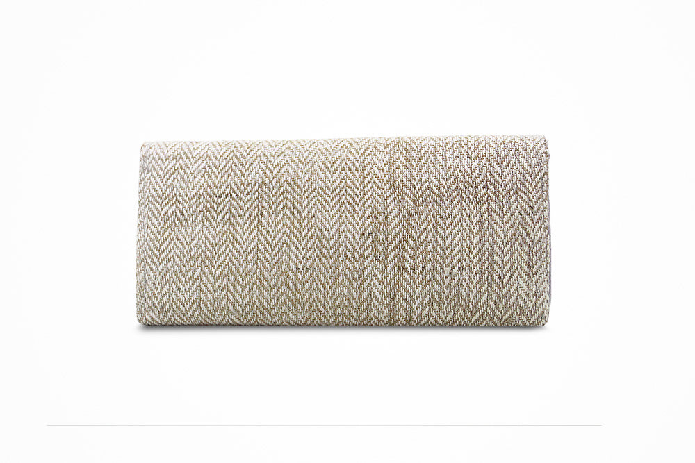 Women treditional wallet (white)