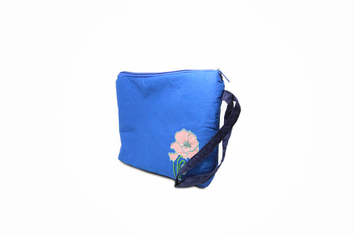 Women Pouch  (blue)
