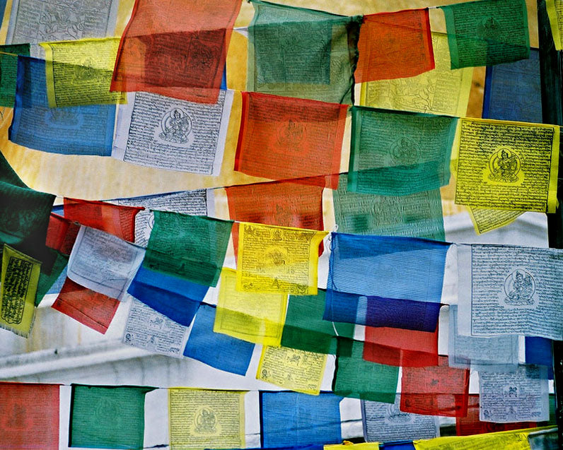 Windhorse Prayer Flags Spiritual