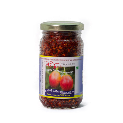 Tree Tomato Chilli Paste | Spicy Flavours of Bhutan | Druksell