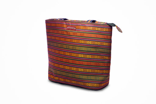 Common striped Sling bag from bhutan