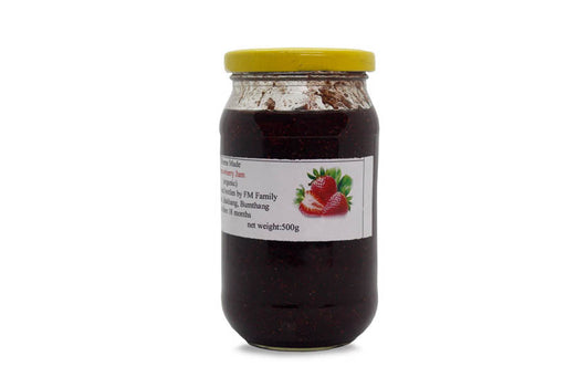 Strawberry jam - Druksell.com