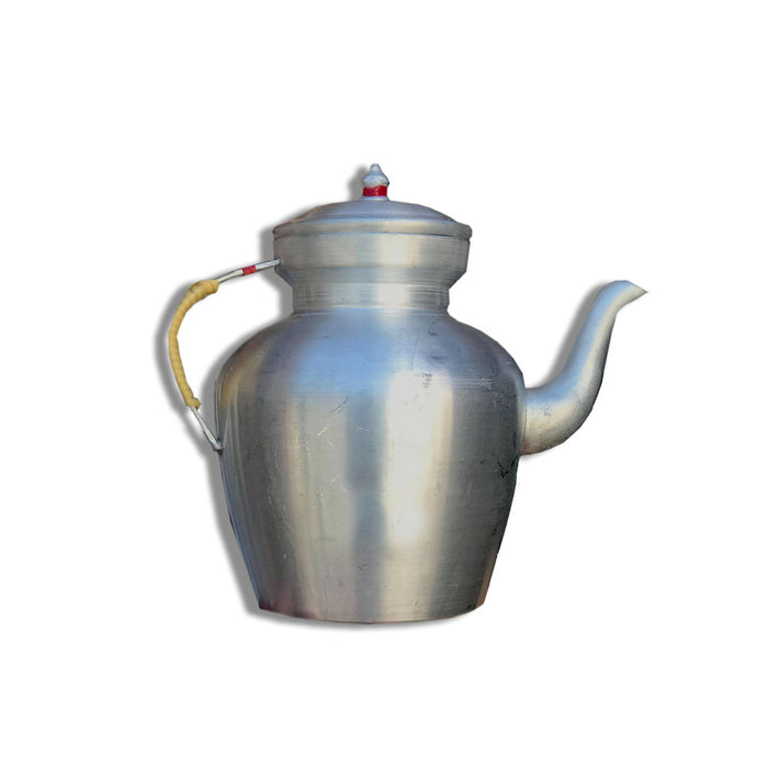 Bhutanese tea kettle | Jamji | Suja tea from bhutan