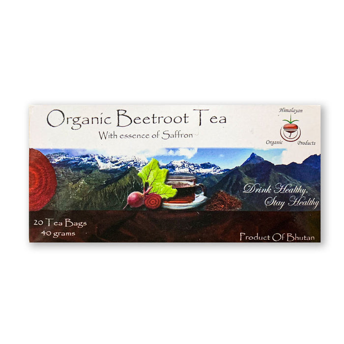 Organic Beetroot tea - Druksell.com