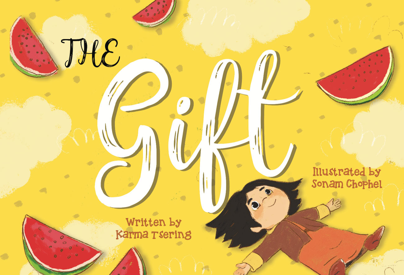 The gift by Karma Tsering