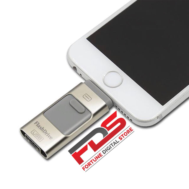 Faster Fortune ( Phone Flash Drive For Iphones & Androids )