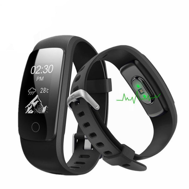 Fortune Digital GPS Smart Bracelet Heart Rate Monitor