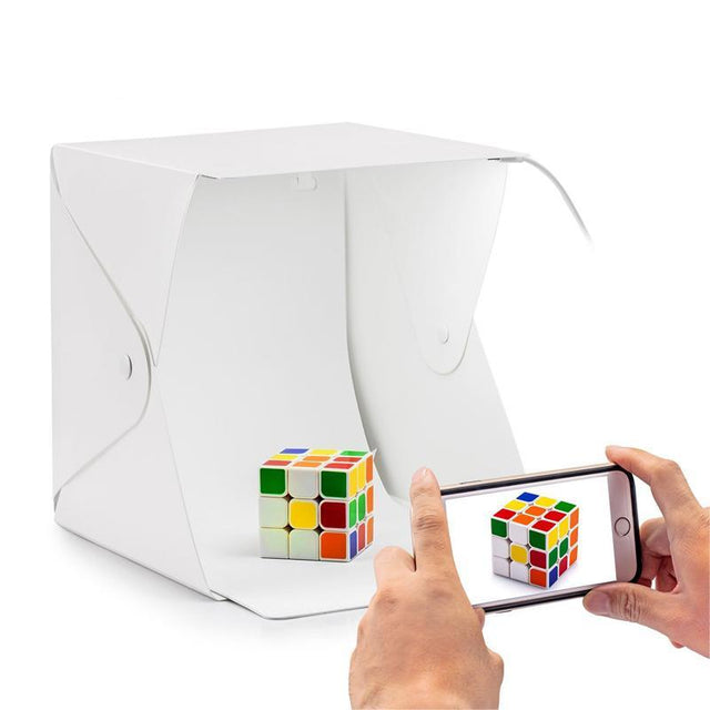 Portable Mini Folding Lightbox Photography Studio