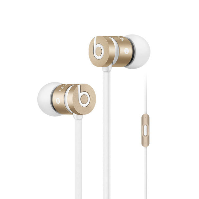 Beats UrBeats 2.0 Super Bass Music Earphone with Microphone Active Noise Cancelling 3.5mm In-Ear Earphone for Moble Phone