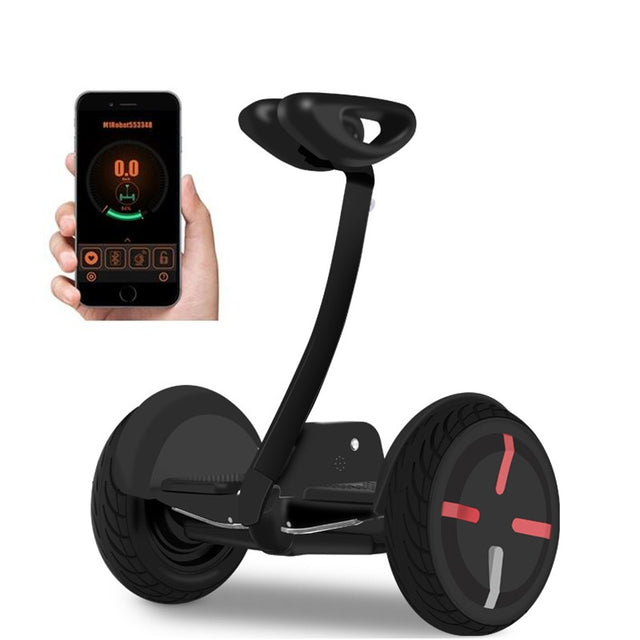 Electric Skateboard Hoverboard with Support APP and Bluetooth Speaker