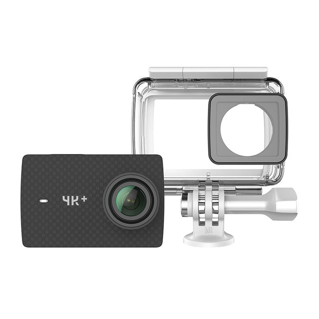 Action Camera Set International Edition FIRST 4K/60fps Amba H2 SOC  Cortex-A53 IMX377 12MP CMOS 2 2