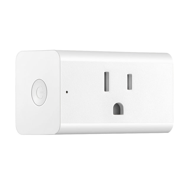 Mini Wifi Smart Plug Works with Alexa for Android iOS Smartphone