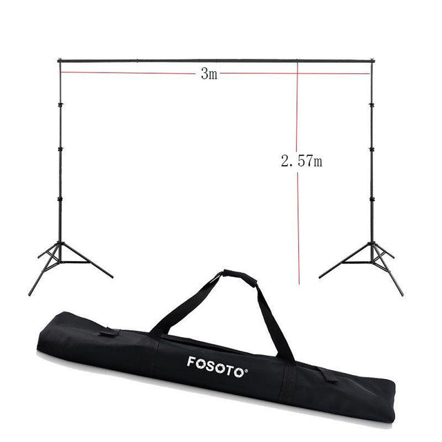 Photo Studio Background Frame Folding Tripod Stand