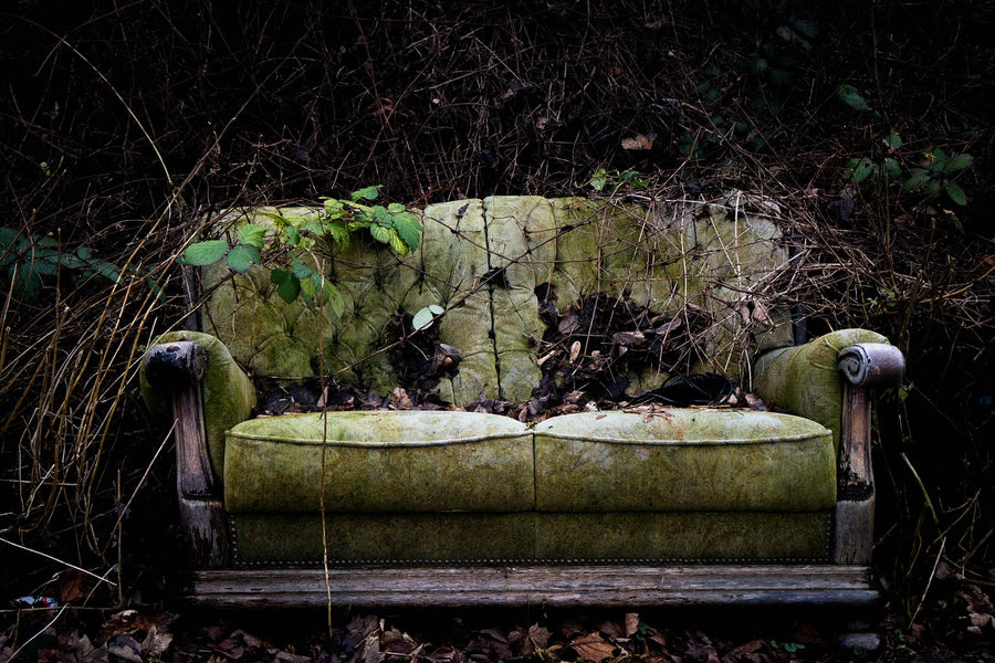 How To Make an Old Sofa Look New Instantly!