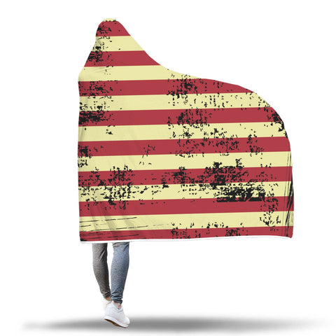 Image of United States Pro Hooded Blanket