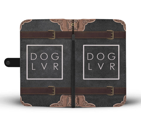 Image of Dog Lover Phone Wallet Case - Perfenq
