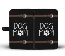 Load image into Gallery viewer, Dog Mom Phone Wallet Case - Perfenq