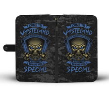 Load image into Gallery viewer, Wasteland Phone Wallet Case - Perfenq