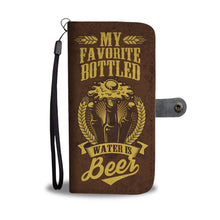 Load image into Gallery viewer, Beer Phone Wallet Case - Perfenq