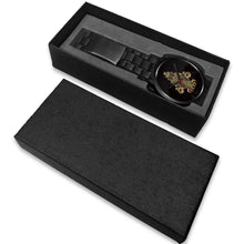 Load image into Gallery viewer, Owl Custom Stainless Steel Watch - Perfenq