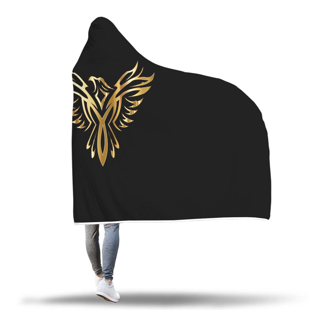 Phoenix Hooded Blanket - Perfenq