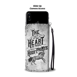 Amazing Horse Phone Wallet Case - Perfenq