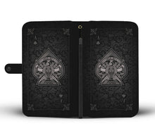 Load image into Gallery viewer, Ace of Spades Phone Wallet Case - Perfenq