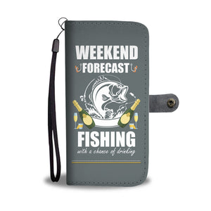 Fishing Lovers Phone Wallet Case - Perfenq