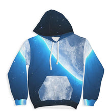 Load image into Gallery viewer, The Weird Moon 3D Hoodie - Perfenq