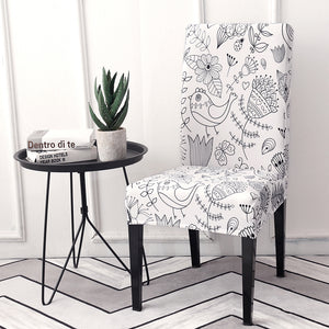 Rezerq™ Universal Dining Chair Covers - Perfenq