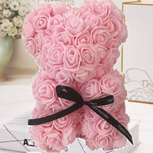 Load image into Gallery viewer, Rose Teddy Bear - Perfenq