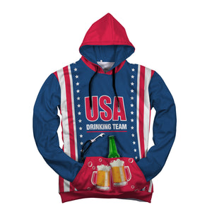 USA Beer Custom Designed Hoodie - Perfenq