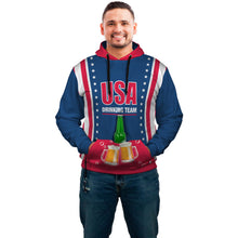 Load image into Gallery viewer, USA Beer Custom Designed Hoodie - Perfenq