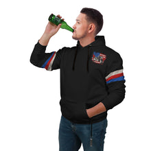 Load image into Gallery viewer, USA Beer Bike Rider Hoodie - Perfenq