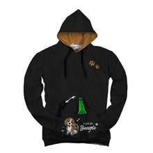 Load image into Gallery viewer, Beagle Love Custom Designed Hoodie - Perfenq