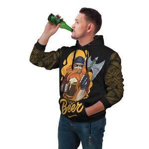 The God of Beer Hoodie - Perfenq