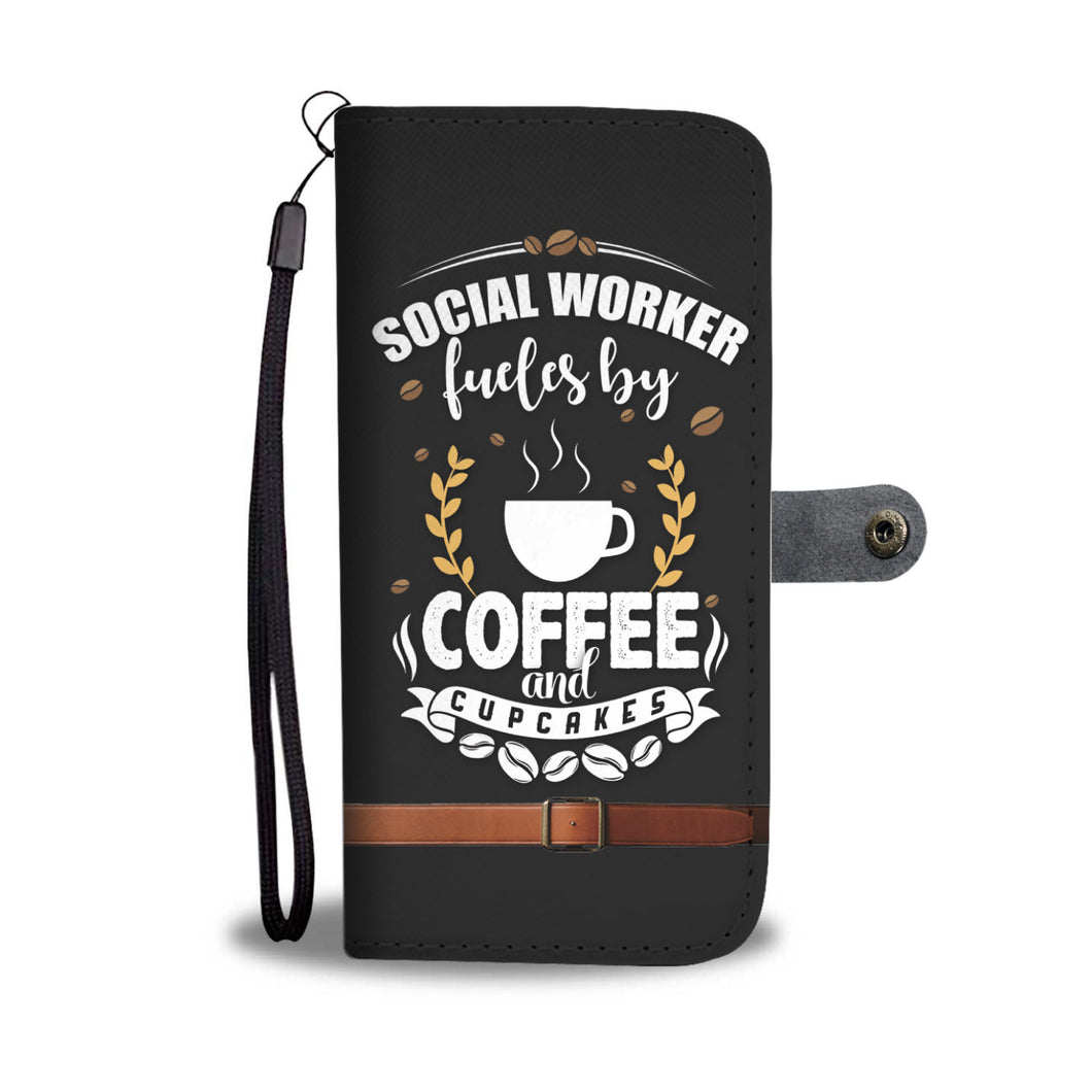 Social Workers Phone Wallet Case