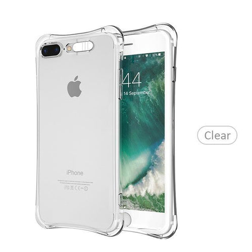 LED Flash iPhone Case