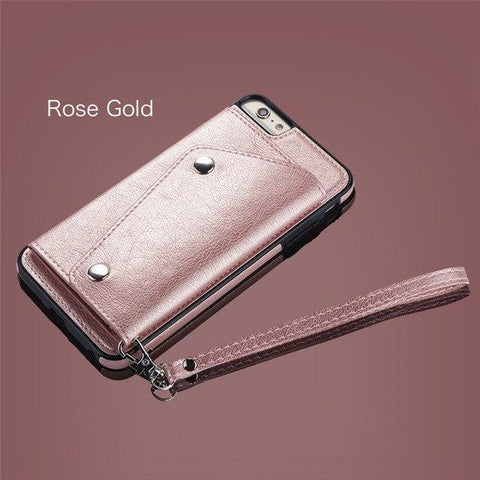 Image of iPhone Purse Case for Women - Perfenq