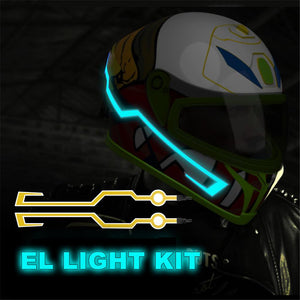 Motorcycle Dope Light Strip