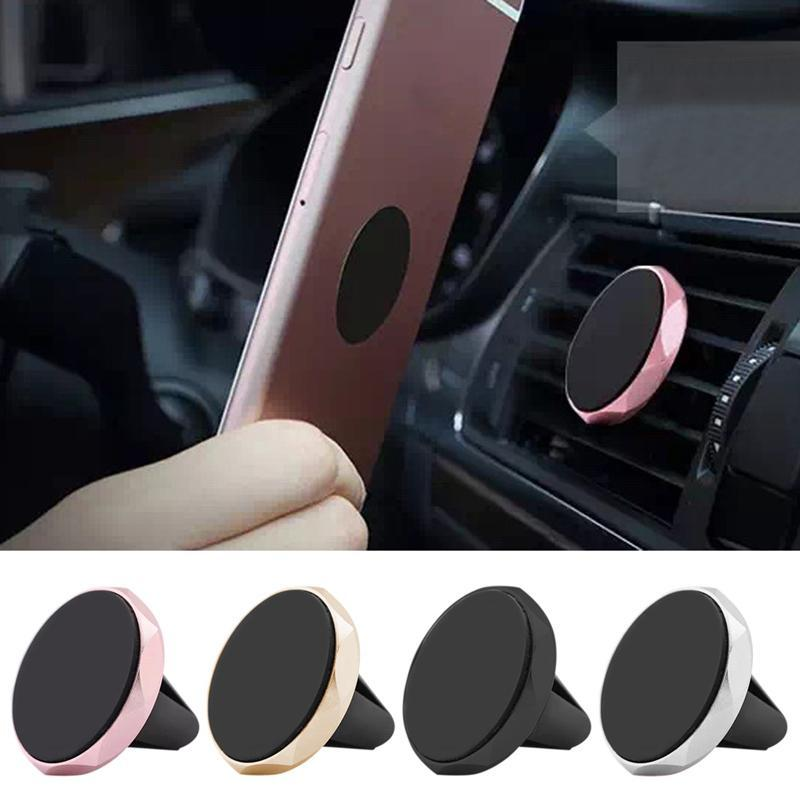 Magnetic 360° Car Phone Holder for All Smartphones - Perfenq
