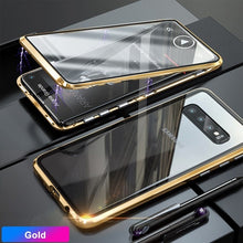 Load image into Gallery viewer, Magnetic Case for Samsung Galaxy (Double Sided) - S10 Plus, S9, S8, Note 9, 8 - Perfenq