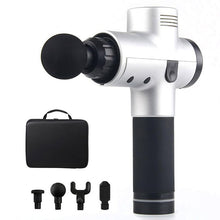 Load image into Gallery viewer, 4 in 1 Electric Deep Tissue Massage Gun for Pain Relief & Muscle Relaxation - Perfenq