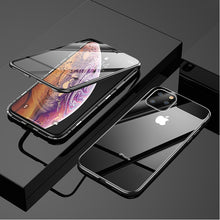 Load image into Gallery viewer, iPhone 11 Pro Max Magnetic Case (Double Side) - Perfenq
