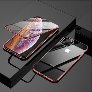 iPhone 11 Pro Max Magnetic Case (Double Side) - Perfenq