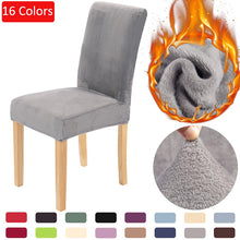 Load image into Gallery viewer, Warm & Fluffy Universal Chair Covers - Perfenq