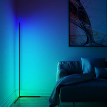 Load image into Gallery viewer, Minimalist Corner Floor Lamp For Living Room