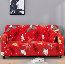Load image into Gallery viewer, Christmas Sofa Covers